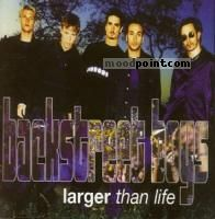 Backstreet Boys - Larger Than Life (Single) Album
