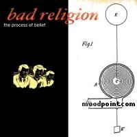 Bad Religion - The Process Of Belief (Japan) Album