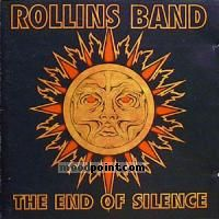 Band Rollins - The End Of Silence Album