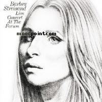 Barbra Streisand - Live Concert In The Forum Album