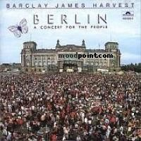 BARCLAY JAMES HARVEST - Berlin - A Concert For The People Album