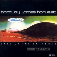 BARCLAY JAMES HARVEST - Eyes Of The Universe Album