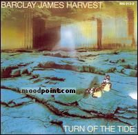 BARCLAY JAMES HARVEST - Turn Of The Tide Album