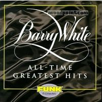 Barry White - All-Time Greatest Hits Album