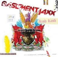 Basement Jaxx - Kish Kash Album
