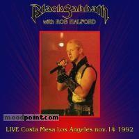 Black Sabbath - Live Costa Mesa Los Angeles Album