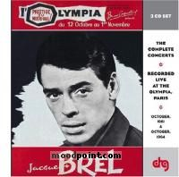 Brel Jacques - Olympia 61 Album