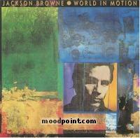 Browne Jackson - World in Motion Album