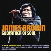 Brown James - The Godfather of Soul Album