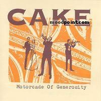 Cake - Motorcade of Generosity Album