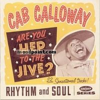 Calloway Cab - Are You Hep to the Jive? Album