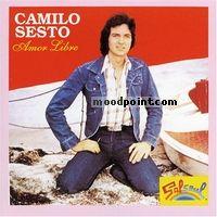 Camilo Sesto - Amor Libre Album
