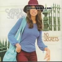 CARLY SIMON - No Secrets Album