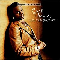 Carl Thomas - Lets Talk About It Album