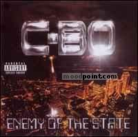C-Bo - Enemy of the State Album