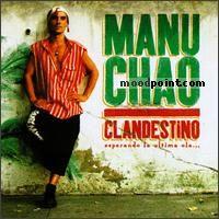 Chao Manu - Clandestino Album