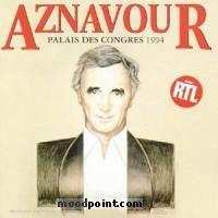 Charles Aznavour - Palais Des Congres 1994 (CD1) Album