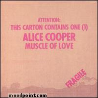 Cooper Alice - Muscle Of Love Album