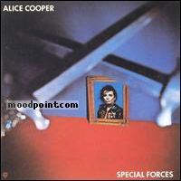 Cooper Alice - Special Forces Album