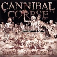 Corpse Cannibal - Gore Obsessed Album