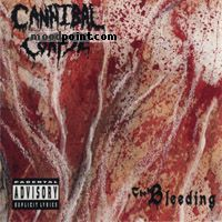 Corpse Cannibal - The Bleeding Album