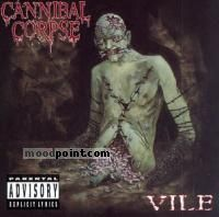 Corpse Cannibal - Vile Album