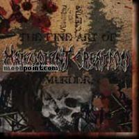 Creation Malevolent - The Fine Art Of Murder Album