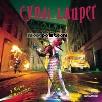 Cyndi Lauper - A Night To Remember Album