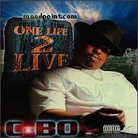 C Bo - One Life 2 Live Album