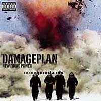 DAMAGEPLAN - New Found Power Album