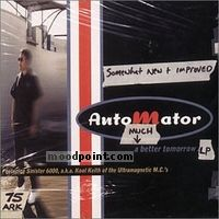 Dan the Automator - A Much Better Tomorrow Album