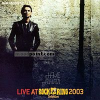 DAVE GAHAN - Live At Rock Am Ring Album