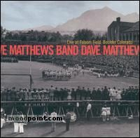 Dave Matthews Band - Live At Folsom Field Boulder Colorado (CD 1) Album