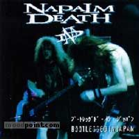 Death Napalm - Bootlegged In Japan Album