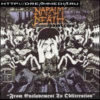 Death Napalm - From Enslavement To Obliterati Album