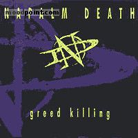 Death Napalm - Greed Killing Album