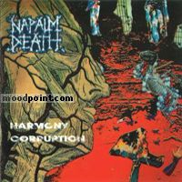Death Napalm - Harmony Corruption Album