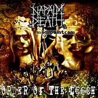Death Napalm - Order Of The Leech Album