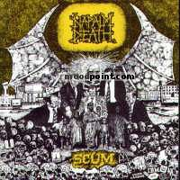 Death Napalm - Scum Album