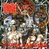 Death Napalm - Utopia Banished Album