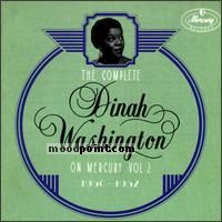 Dinah Washington - The Complete Dinah Washington on Mercury Vol. 2 CD3 Album