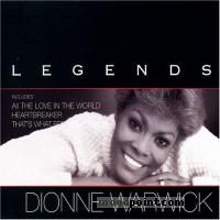Dionne Warwick - Legends CD1 Album