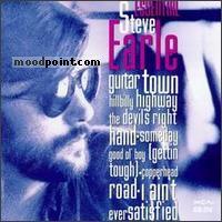 Earle Steve - The Essential Steve Earle Album