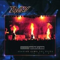 Edguy - Burning Down The Opera - Live CD1 Album