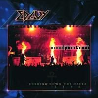 Edguy - Burning Down The Opera - Live CD2 Album
