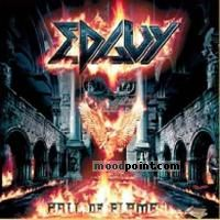 Edguy - Hall Of Flames CD1 Album