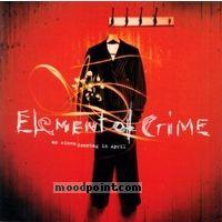 Element Of Crime - An Einem Sonntag Im April Album