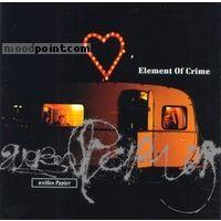 Element Of Crime - Weisses Papier Album