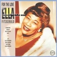 Ella Fitzgerald - For the Love of Ella Fitzgerald ( CD1: Monuments of Swing) CD1 Album