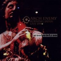 Enemy Arch - Burning Japan (Live) Album